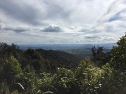 The view from close to the summit (photo credit: Marcela Mendoza Suárez)