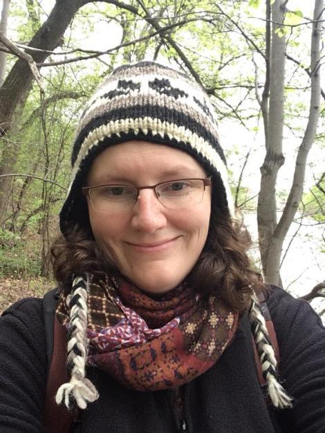 Sarah in Woods